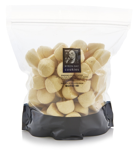 Traditional Shortbread Cookies - Bulk Baby Buttons 1kg